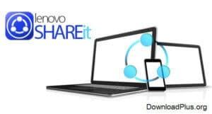1418133753 shareit lenovo 300x161 دانلود SHAREit برنامه محبوب شیر ایت برای کامپیوتر
