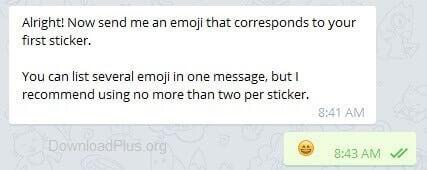 1445665624 emoji آموزش ساخت استیکر برای تلگرام همراه با تصویر