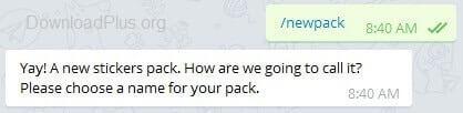 1445665854 newpack آموزش ساخت استیکر برای تلگرام همراه با تصویر