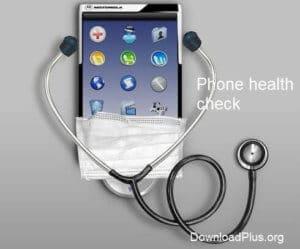 Phone health check