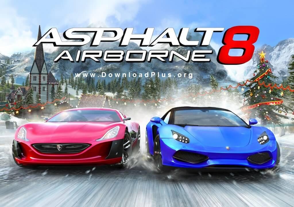 Asphalt 8 Airborn Gameloft 1 دانلود Asphalt 8: Airborne 3.1.1c بازی آسفالت ۸ برای اندروید