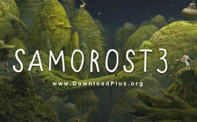 Samorost 3 Cover دانلود Samorost 3 بازی فکری ساموروست برای اندروید + دیتا