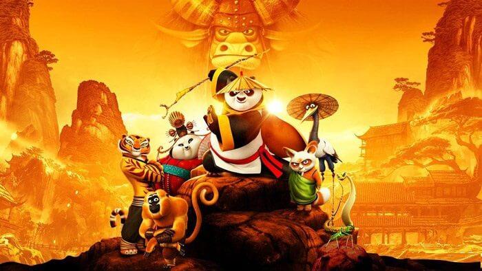پاندای کونگ فو کار 3 – Kung fu Panda 2016