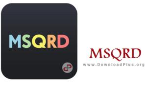 unnamed 2 300x174 دانلود MSQRD v1.8.3 نرم افزار ام اس کیو آر دی برای اندروید و آیفون
