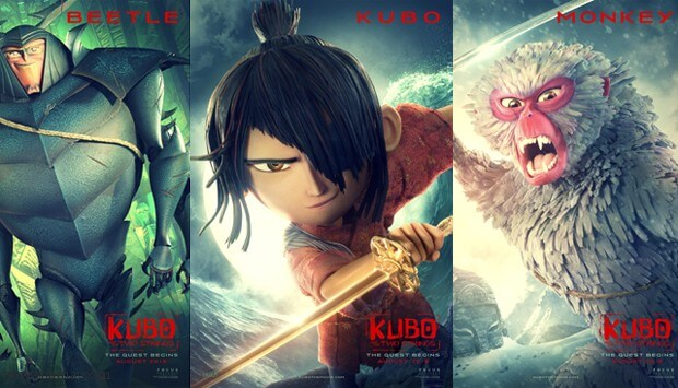 8107583 kubo and the two strings wallpaper دانلود انیمیشن کوبو و دو رشته Kubo And The Two Strings 2016 دوبله فارسی