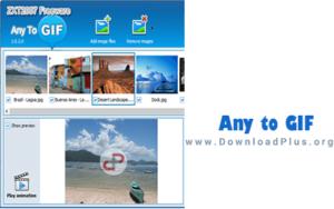 Any to GIF 300x188 دانلود Any to GIF v1.0.4 نرم افزار تبدیل عکس به گیف