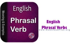 English Phrasal Verbs دانلود پلاس 300x188 دانلود English Phrasal Verbs v1.0 اصطلاحات پرکاربرد انگلیسی برای اندروید