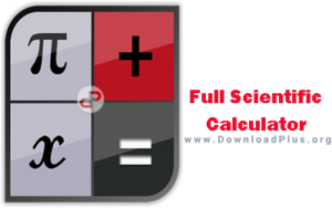 Full Scientific Calculator - دانلود پلاس