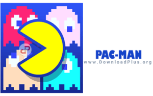 PAC-MAN - PACMAN - دانلود پلاس