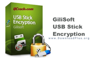 GiliSoft USB Stick Encryption - دانلود پلاس