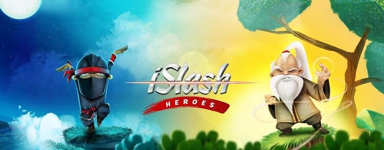 iSlash Heroes دانلود پلاس 2 دانلود iSlash Heroes v1.5.5 بازی برش کاری نینجا برای اندروید