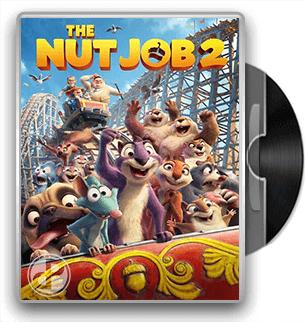 دانلود انیمیشن The Nut Job 2017 عملیات آجیلی 2 با دوبله فارسی
