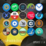 Spheroid Icon 1 150x150 Spheroid Icon v1.7.1 دانلود پکیج آیکون های زیبا و کروی برای اندروید
