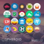 Spheroid Icon 3 150x150 Spheroid Icon v1.7.1 دانلود پکیج آیکون های زیبا و کروی برای اندروید