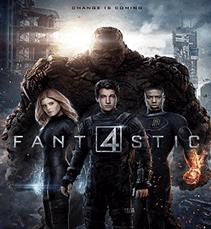 دانلود فیلم Fantastic Four 2015 چهار شگفت انگیز با دوبله فارسی
