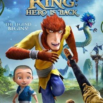 دانلود انیمیشن شاه میمون Monkey King: Hero Is Back 2016 با دوبله فارسی