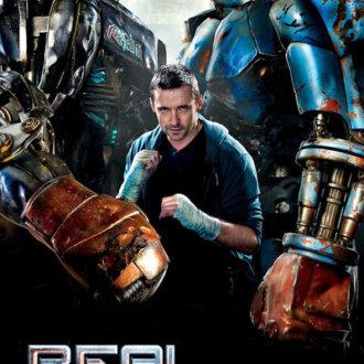 دانلود فیلم فولاد ناب Real Steel 2011 با دوبله فارسی