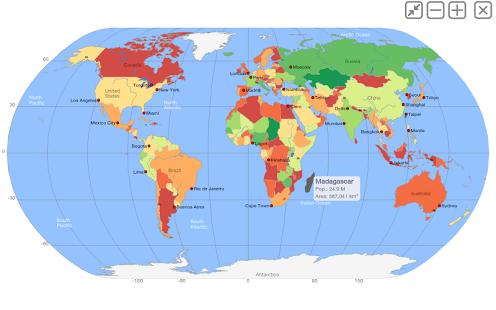 unnamed 5 دانلود نرم افزار اطلس World atlas & map MxGeo Pro 5.0.1 اندروید