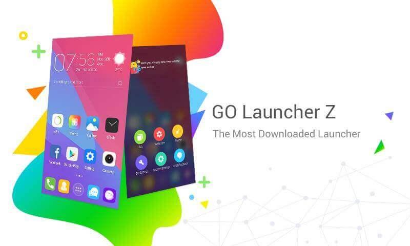 44 دانلود GO Launcher Z Prime/VIP v2.43 –برنامه تم گولانچر اندروید