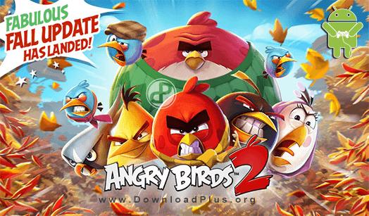 Angry Birds 2 دانلود بازی Angry Birds 2 v2.17.2 پرندگان خشمگین 2 برای اندروید