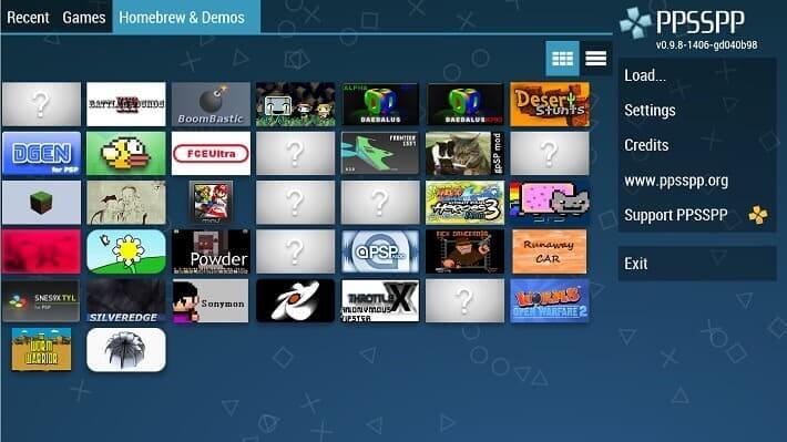 ppsspp دانلود شبیه ساز پلی استیشن PPSSPP Gold – PSP emulator v1.5.4 برای اندروید