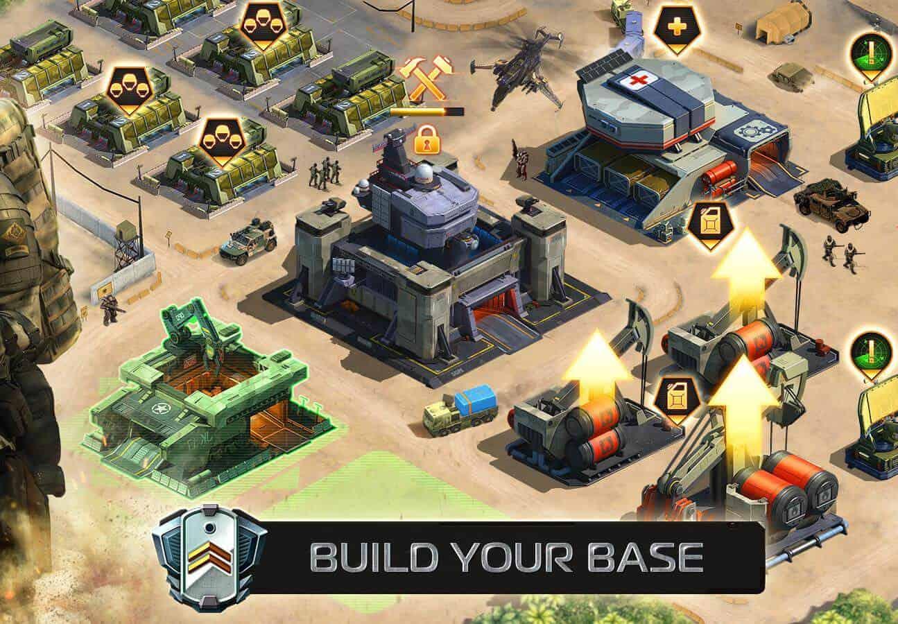 unnamed دانلود Soldiers Inc: Mobile Warfare v1.21.0 – بازی جنگ سربازان اندروید