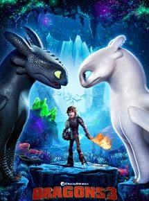 دانلود انیمیشن چگونه اژدهای خود را تربیت کنیم ۳ How to Train Your Dragon 3 2019