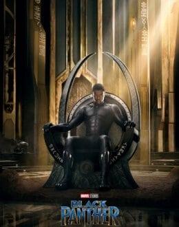 دانلود فیلم پلنگ سیاه Black Panther 2018 با لینک مستقیم