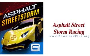 آسفالت استریت - Asphalt Street Storm Racing - دانلود پلاس
