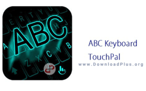 ABC Keyboard - TouchPal v6.2.6.6 کیبورد متریال