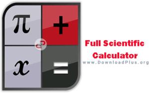 Full Scientific Calculator - دانلود پلاس