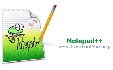دانلود پلاس - Notepad++