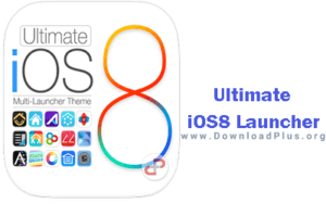 Ultimate iOS8 Launcher - دانلود پلاس
