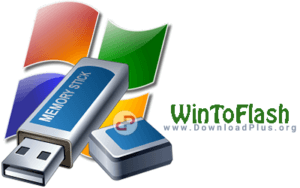 WinToFlash Professional - نصب ویندوز روی فلش - دانلود پلاس