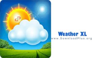 Weather XL - دانلود پلاس