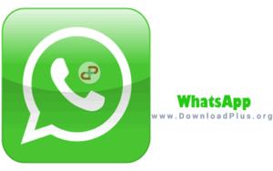 WhatsApp - نرم افزار واتس اپ - دانلود پلاس