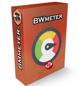دانلود نرم افزار BWMeter v7.7.1 کنترل و مدیریت پهنای باند مصرفی اینترنت
