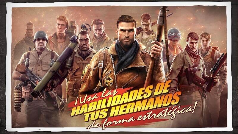 بازی برادران جنگ 3