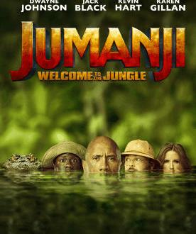 دانلود فیلم جومانجی Jumanji Welcome to the Jungle 2017 با دوبله فارسی