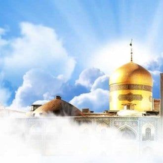 دانلود صلوات خاصه امام رضا علیه السلام + تصویری